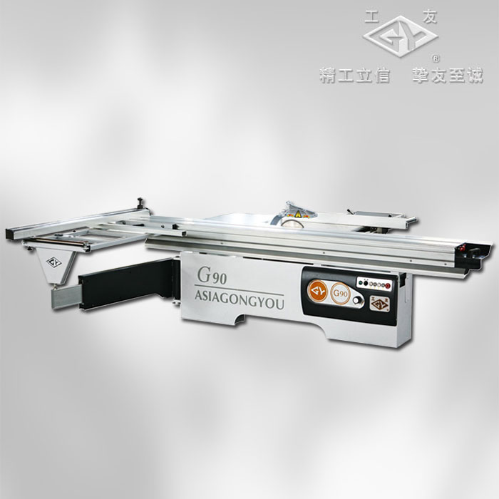 G45 G90 Double end panel saw